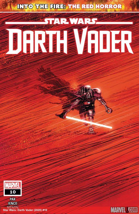 Star Wars: Darth Vader (2020) #10