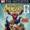 Image Featuring Captain Marvel (Carol Danvers), Ares, Avengers, Black Widow, Iron Man, Sentry (Robert Reynolds), Wasp