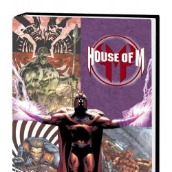 House of M: Wolverine, Iron Man &amp; Hulk (Hardcover)