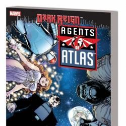 AGENTS OF ATLAS: DARK REIGN TPB