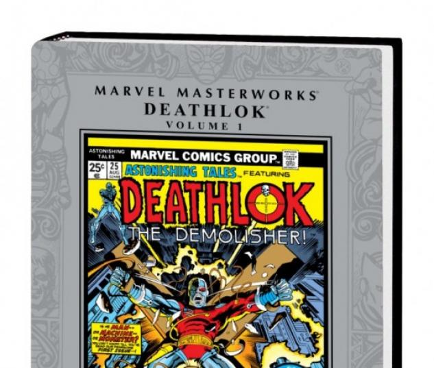 MARVEL MASTERWORKS: DEATHLOK