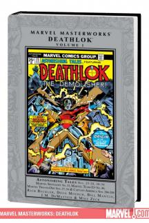Marvel Masterworks: Deathlok Vol. 1 (Hardcover)