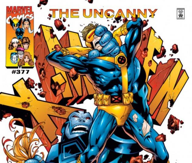 UNCANNY X-MEN #377