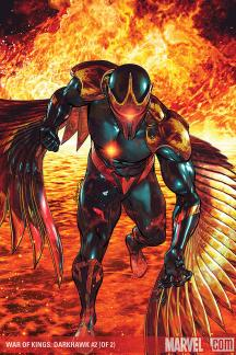 War of Kings: Darkhawk (2009) #2