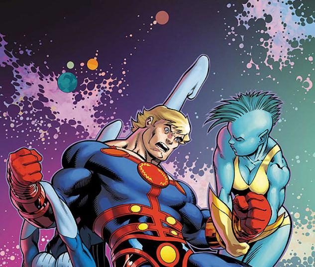 ETERNALS ANNUAL #1