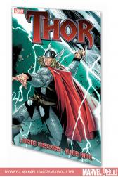 Thor by J. Michael Straczynski Vol. 1 (Trade Paperback)