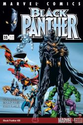 Black Panther #35 