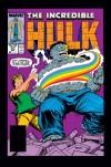 INCREDIBLE HULK #355 COVER