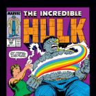 INCREDIBLE HULK #355 COVER
