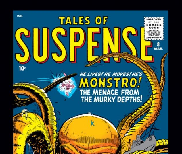 TALES OF SUSPENSE #8