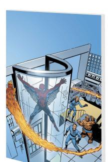 Fantastic Four/Spider-Man Classic (Trade Paperback)