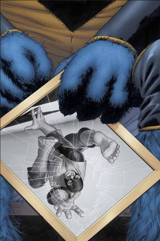 ASTONISHING X-MEN (2006) #4 COVER