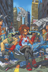 ARAÑA: THE HEART OF THE SPIDER (2006) #3 COVER