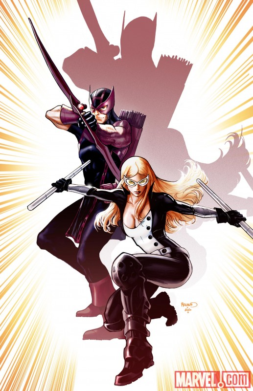 Image Featuring Hawkeye
