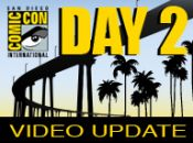 SDCC '09: Day 2 Update