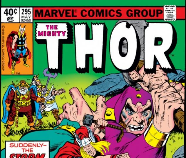 Thor #295