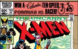 UNCANNY X-MEN #153