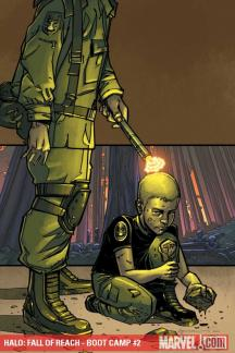 Halo: Fall of Reach - Boot Camp (2010) #2