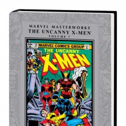 Marvel Masterworks: The Uncanny X-Men Vol. 7 (2011 - Present)