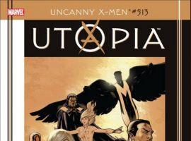 UNCANNY X-MEN #513 cover by Terry Dodson