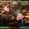 Haggar and Captain America from Marvel vs. Capcom 3