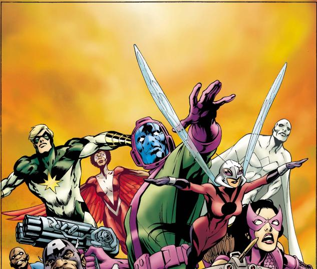 Avengers: The Children's Crusade - Iron Lad (2010) #1