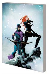 Hawkeye &amp; Mockingbird/Black Widow: Widowmaker (Trade Paperback)