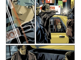 X-23 #13 preview art by Phil Noto