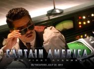 Captain America: The First Avenger Wallpaper