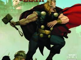 Thor: Heaven & Hell (2013) #1