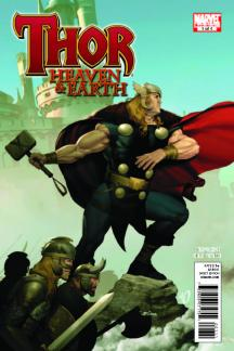 Thor: Heaven &amp; Earth (2011) #1