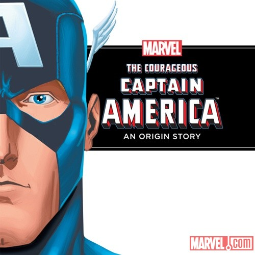 New Captain America Movie Book for Kids