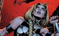 Marvel Heroines: Valkyrie