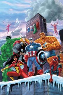 Marvel Holiday Comic 2011 (2011) #1