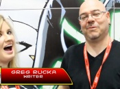 SDCC 2011: Greg Rucka Interview