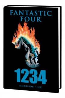 Fantastic Four: 1234 (Hardcover)