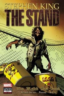 The Stand: The Night Has Come (2011) #3