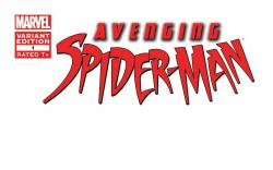 Avenging Spider-Man (2011) #1, Blank Cover Variant