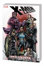 X-Men Legacy: Lost Legions TPB (Trade Paperback)
