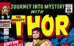 Journey Into Mystery (1952) #124