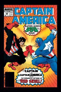 Captain America #350