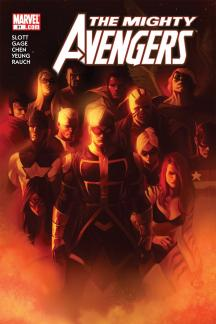 Mighty Avengers #31
