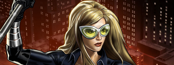 Mockingbird New Character in Avengers Alliance