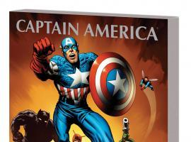 MARVEL MASTERWORKS: CAPTAIN AMERICA VOL. 2 TPB