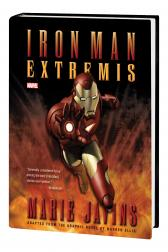 IRON MAN: EXTREMIS PROSE NOVEL HC (SDOS) (Hardcover)