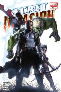 Secret Invasion (2008) #4