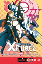 Uncanny X-Force #4 