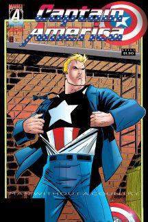 Captain America #450