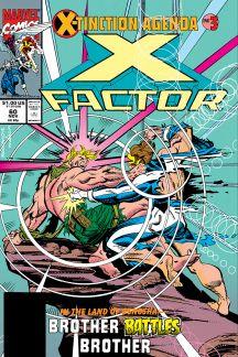 X-Factor (1986) #60