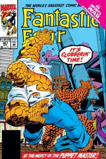 Fantastic Four #367